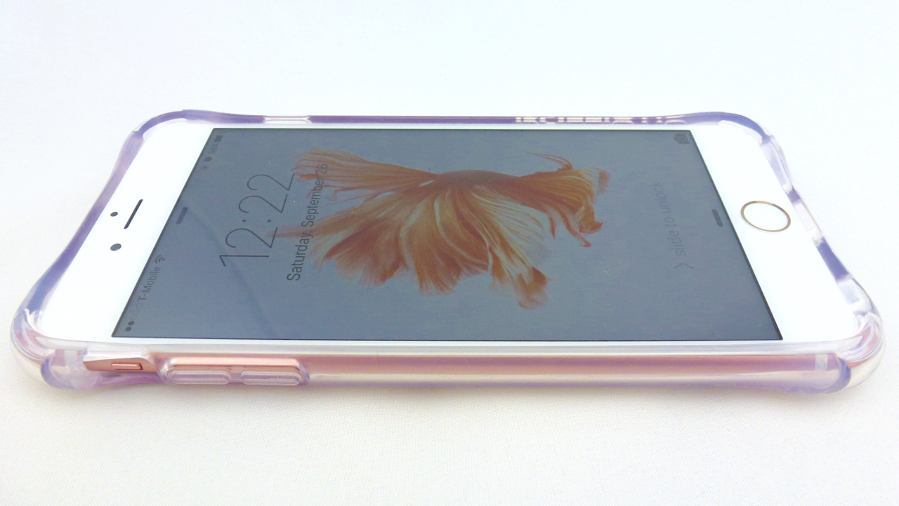 clear cases that show off your rose gold iphone 6s plus tech reviewer. Black Bedroom Furniture Sets. Home Design Ideas