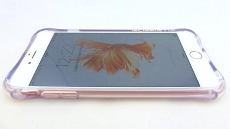 Ballistic Jewel Case on iPhone 6s Plus- Front