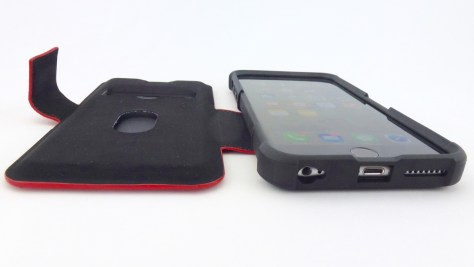 UAG Rogue Folio for iPhone 6 Plus- Open View