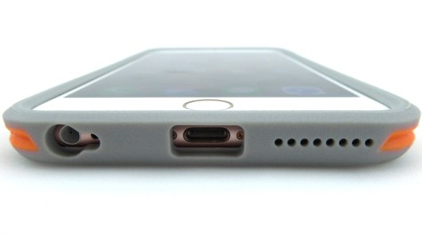Incipio Performance Level 3 Case for iPhone 6s Plus- Port Opening View