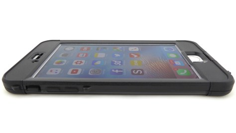LifeProof NUUD for iPhone 6s Plus- Front Side View