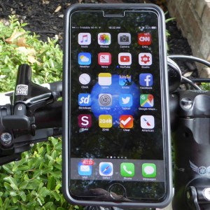 iPhone on your Bike