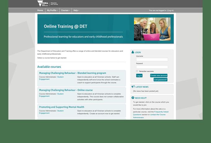 Online Training DET  TechSavvy Solutions