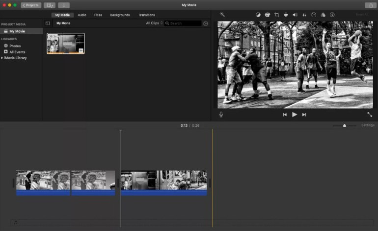 How to Export iMovie Files for Mac OS