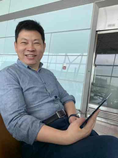 المدير التنفيذي لشركة هواوي