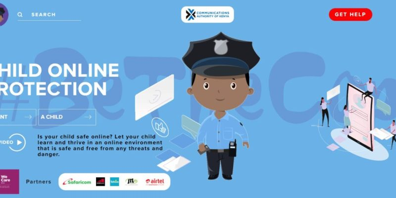 child online protection