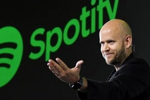 spotify founder