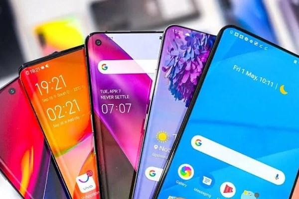 Vat on smartphones