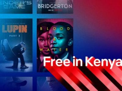 Netflix for free kenya