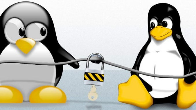 build secure Linux