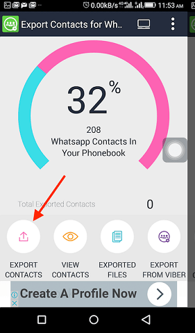 How to make a copy of your WhatsApp audience