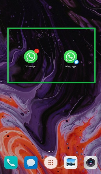 Use multiple WhatsApps simultaneously on an Android and iOS phone