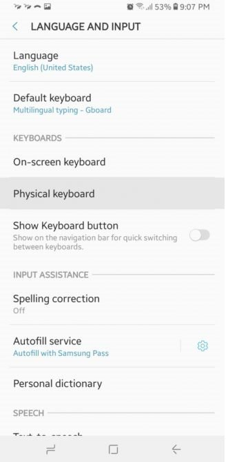 How to connect a USB keyboard to an Android phone?