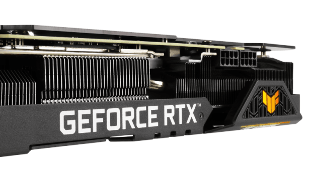 Asus TUF RTX 30 series graphics card