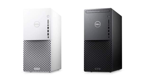 The new generation of Dell XPS desktop and Alienware Aurora R12