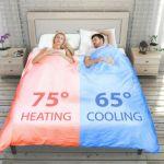 自動ベッドメイキングの「SMARTDUVET」が温度調節可能な快眠布団「SMARTDUVET BREEZE」に進化