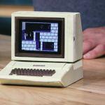 手のひらサイズのポータブル「Apple II」を自作する