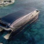 太陽光発電で世界一周ができるソーラーヨット「Solar Impact Yacht」