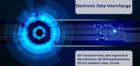 EDI Standard, Transaction Sets Data Segment EDI 850 Implementation