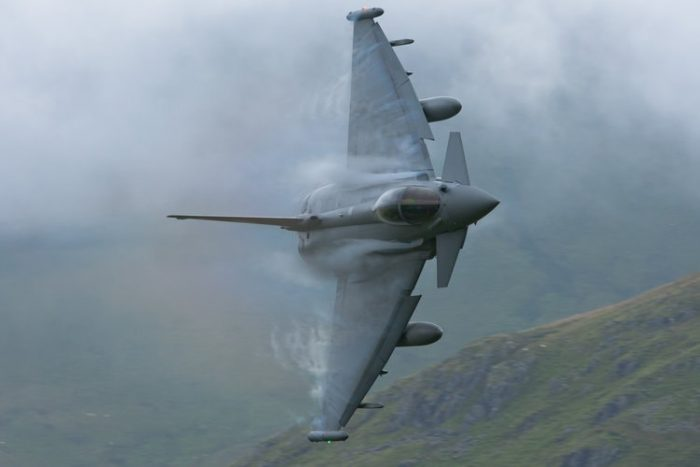 Most Powerful Jets Eurofighter Typhoon
