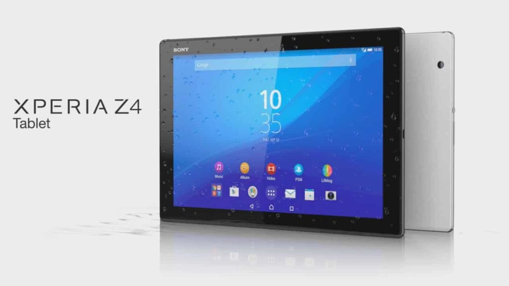 Sony Xperia Z4 Tablet - A True Android Powerhouse