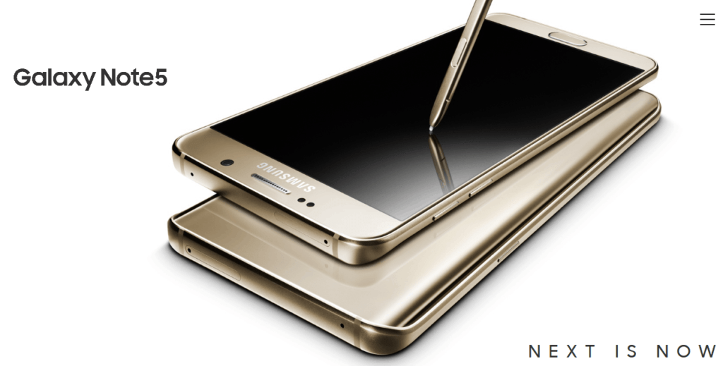 Samsung Galaxy Note 5 - Ultimate Refinement [Review]