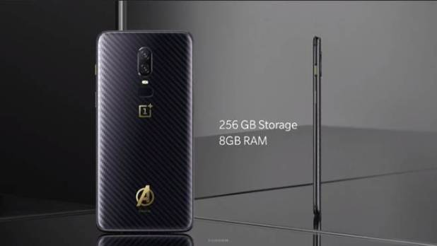 OnePlus-6-Avengers-a-1