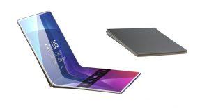 huawei smartphone flexivel