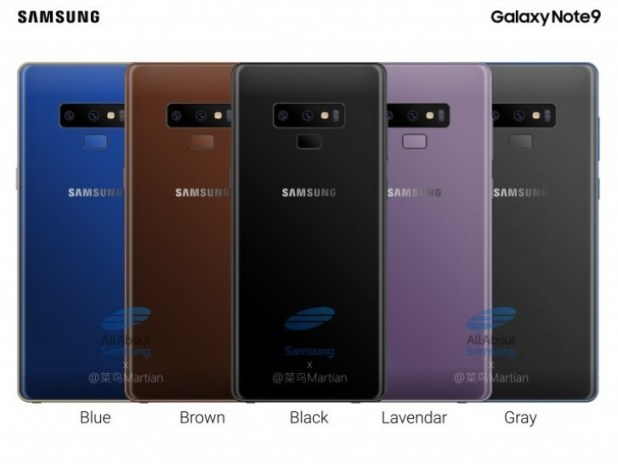 samsung-galaxy-note-9-render-colors