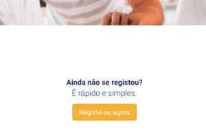 Acesso ao Registo no Portal da Saúde