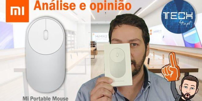 análise ao Xiaomi Portable Mouse
