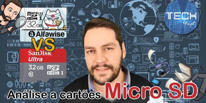 Análise a Micro SD