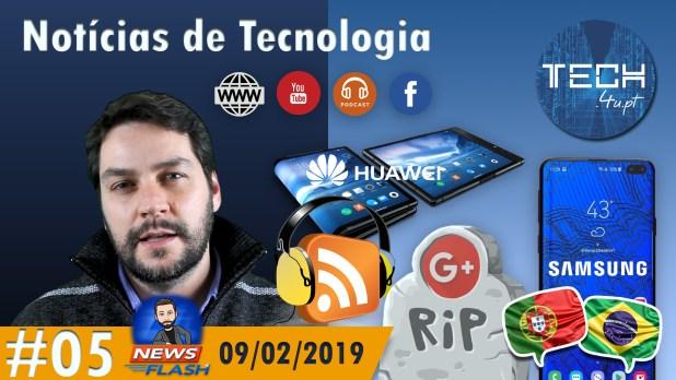 Notícias Tecnológicas #05