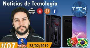 Notícias de tecnologia #07