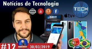 Notícias de Tecnologia #12