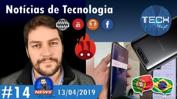 Notícias de Tecnologia EP.14