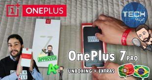 OnePlus 7 Pro - Unboxing em português