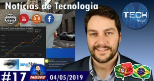 Notícias de Tecnologia #17