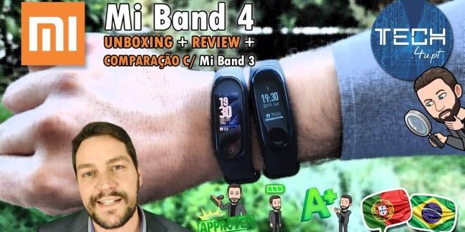 Xiaomi Mi Band 4 vs Mi Band 3