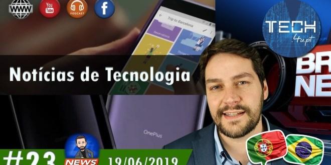Notícias de Tecnologia #23