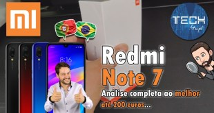 Review ao Xiaomi Redmi Note 7