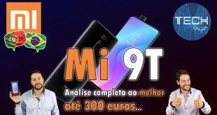 Xiaomi Mi 9T - análise em português
