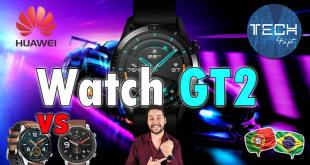 Huawei Watch GT 2 - review