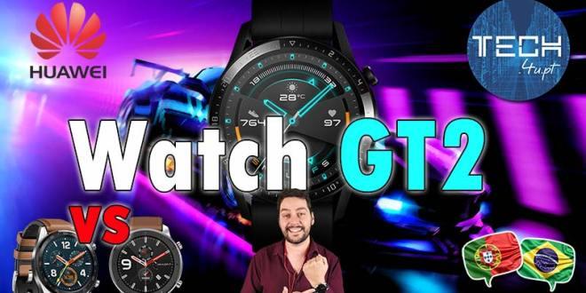 Huawei Watch GT 2 - review