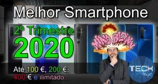 Melhor Telemovel 2020 - 2º Trimestre
