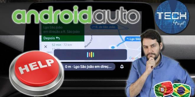 Android Auto Ajuda
