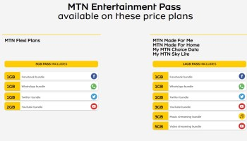 MTN improves affordability and accessibility of broadband in