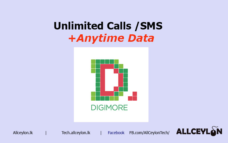 Unlimited Calls & SMS with DigiMore