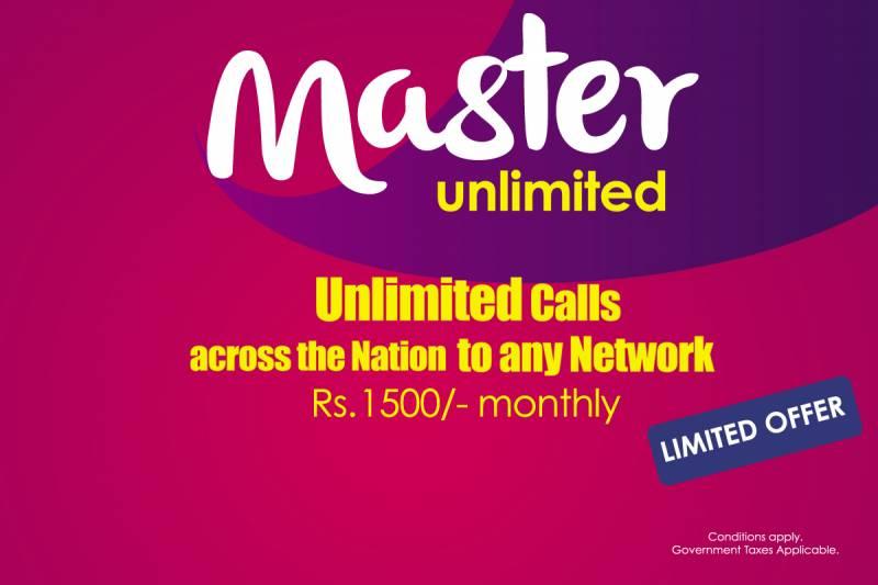Mobitel Master sim Unlimited calls , Anyet 2000 min