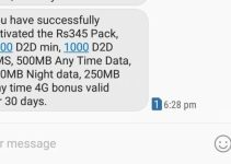 Etisalat USSD Codes ( Short Code) and SMS Activation - Tech